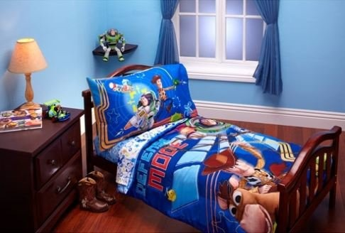 Disney Toy Story Defensa Modo 4-piece Set Ropa De Cama ...
