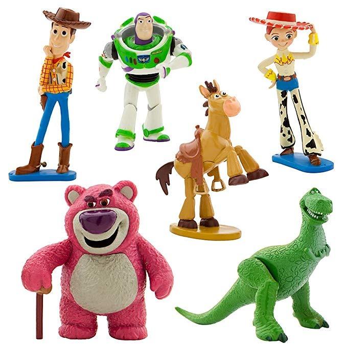Disney Toy Story Figura Juego Set -   1 d73197110dc