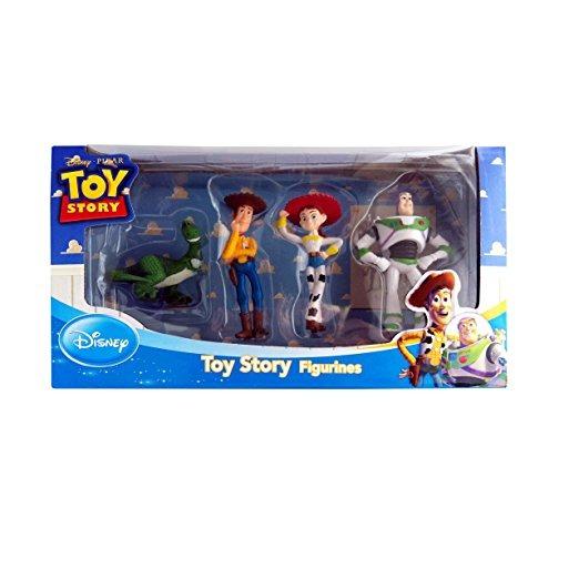 Disney Toy Story Figura Playset (4 Piezas) -   1 26e4bb95b49