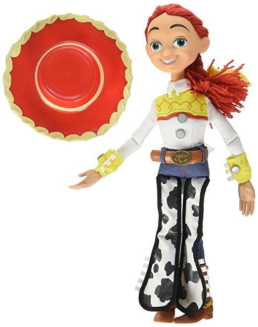Disney Toy Story Jessie El Yodeling Vaquera Hablar Figura Mu ... 4ab9ce58f55