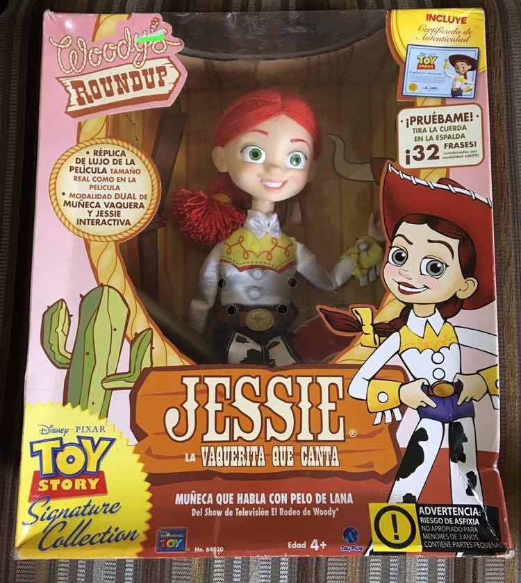 disney toy story jessie la vaquerita 32 frases en español. Cargando zoom. 660babf0ab9