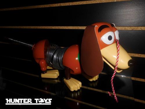 disney, toy story, perro slinky, figura de lujo, con sonidos
