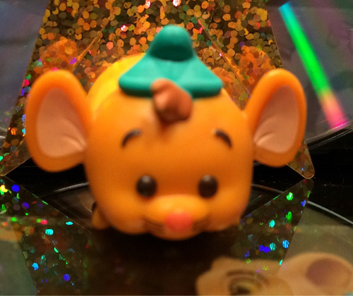 disney tsum tsum gus de cenicienta (figura de coleccion)