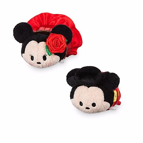 disney tsum tsum peluches mickey minnie mouse espa a. Black Bedroom Furniture Sets. Home Design Ideas