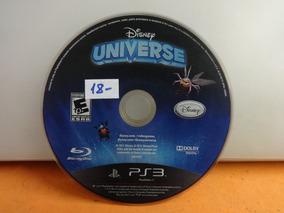 Disney Universe Original Ps3 Mídia Física Sem Caixa