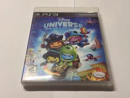 disney universe ps3 envio gratis