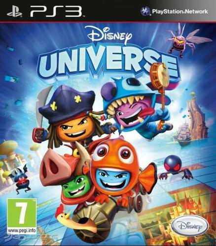 disney universe ps3 juegos digitales