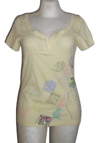 Playera M Talla Disneyland Paris Winnie Mujer Exclusiva Pooh WDHeE9Y2I