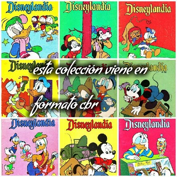 Disneylandia, Fantasia Antiguas Revistas De Envio Gratuito - $ 9.999 ...