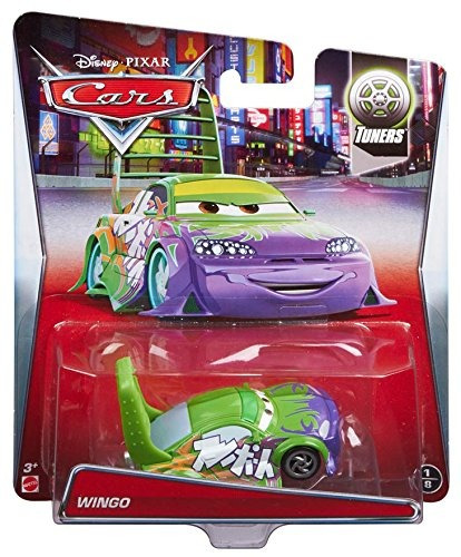 disneypixar cars 2015 sintonizadores diecast vehicle wingo 1