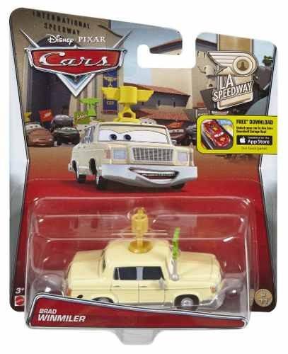 disney/pixar cars brad winmiler vehículo
