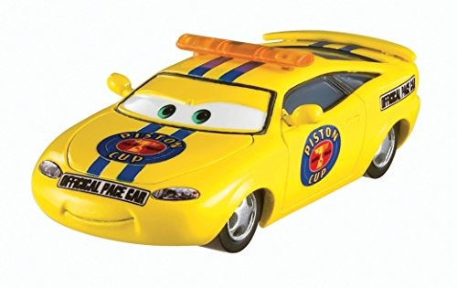 disneypixar cars charlie checker diecast vehiculo
