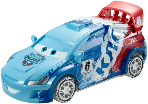 disney/pixar cars ice drifters vehículos de drifting, carrit