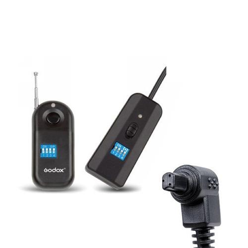 disparador radio control inalambrico p/ canon 16 canales