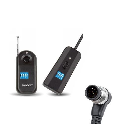 disparador radio control inalambrico p/ nikon 16 canales