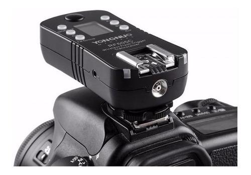 disparador radio remoto para nikon yongnuo rf-605 n1/n3 par