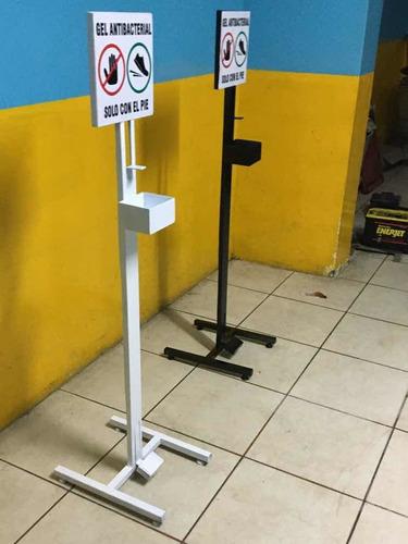 dispensador a pedal