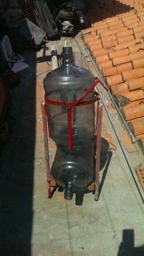 dispensador agua  botellon  salto ángel balancin casillero