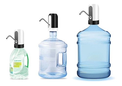dispensador agua electrico 10 a 20 lts bomba botellon / lhua