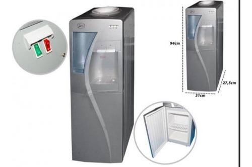 dispensador agua fria caliente silver electric life