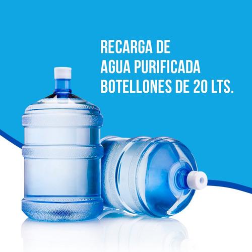 dispensador agua purificada