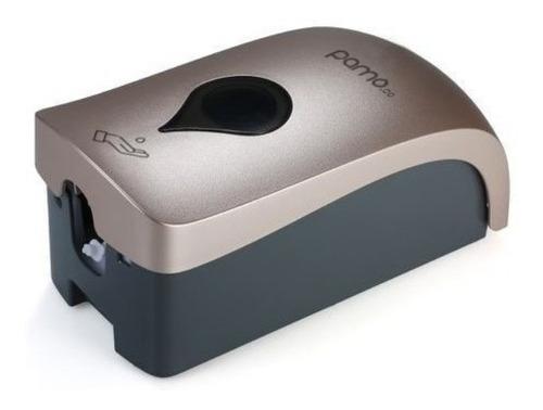 dispensador automático 1000ml blanco de fácil instalacion.