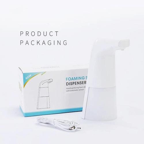 dispensador automatico alcohol líquido desinfectante