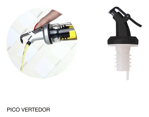 dispensador de aceite o vinagre 320ml hts