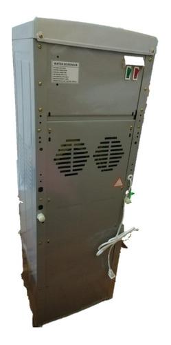 dispensador de agua 3 surtidores fría, caliente y ambiente