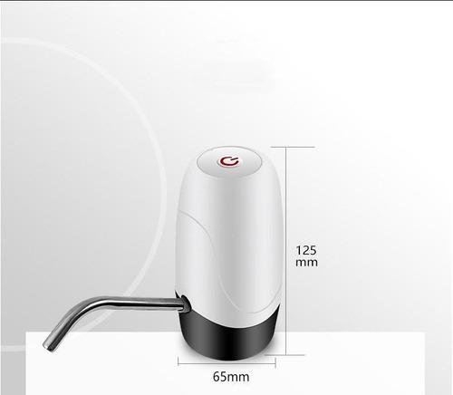 dispensador de agua bomba electrica para garrafon recargable
