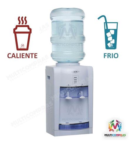 dispensador de agua caliente fría botellon apartamento finca