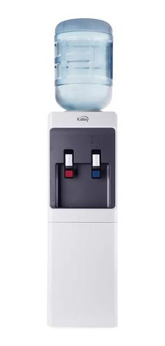 dispensador de agua con nevera kalley k-wd15kr