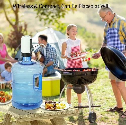 dispensador de agua electrico recargable 10, 20 litros