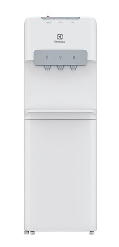 dispensador de agua electrolux 15lt gabeta inferior blanco