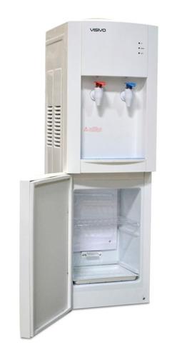 dispensador de agua fria o caliente con nevera + envio