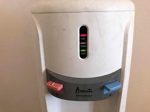 dispensador de agua fría y caliente