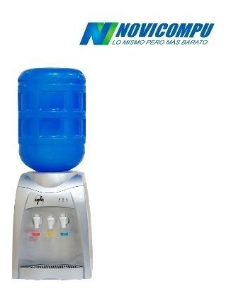 dispensador de agua fria y caliente, marca one