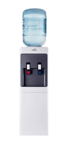 dispensador de agua frio y caliente mini bar nevera kalley