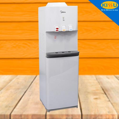 dispensador de agua midea agua fría y caliente normal