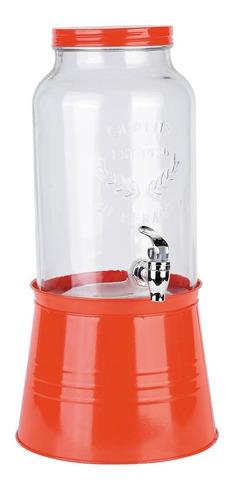 dispensador de agua o jugos 5.8 lts mas hielera