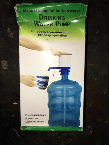 dispensador de agua para botellón
