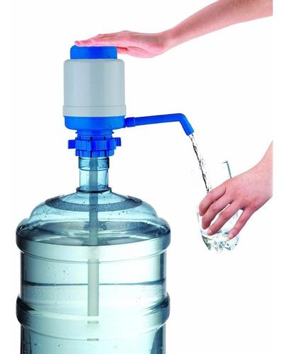 dispensador de agua purificada botellon bomba / electrosale
