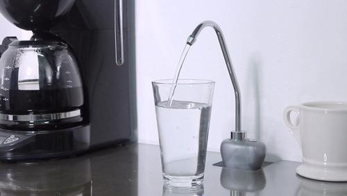 Dispensador de agua purificada con llave para tarja for Llaves de agua para tarjas
