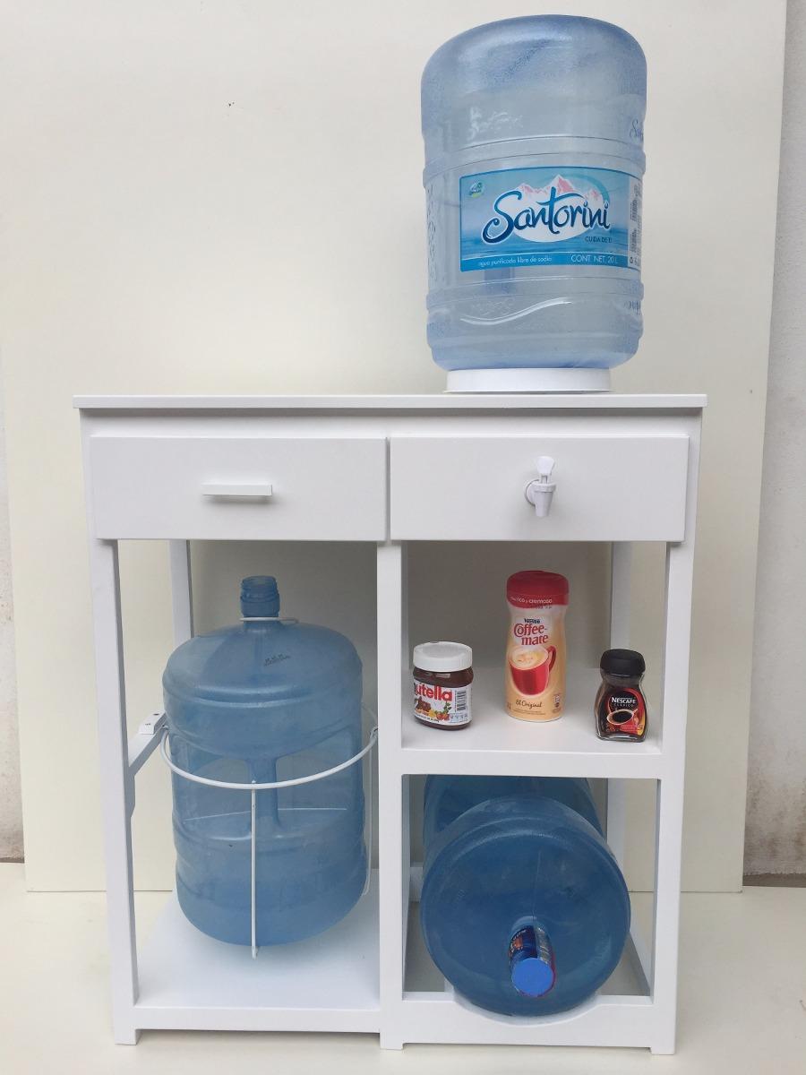 Dispensador De Agua Y Porta Garrafones 2 732 00 En Mercado Libre # Muebles Georgina