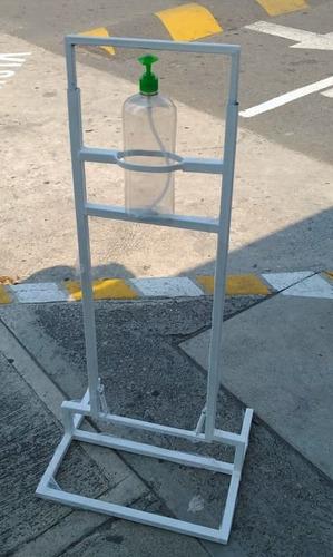 dispensador de antibacterial de pedal