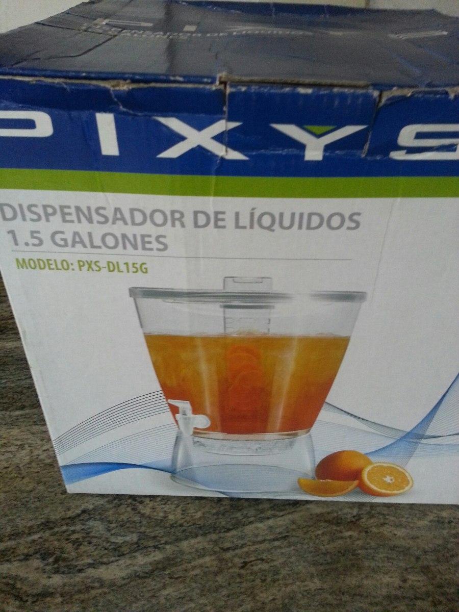 Dispensador De Bebidas Marca Pixys Bs 37 900 00 En Mercado Libre # Muebles Pixys Maracaibo