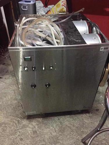 dispensador de cerveza de barril marca acuagel nuevos