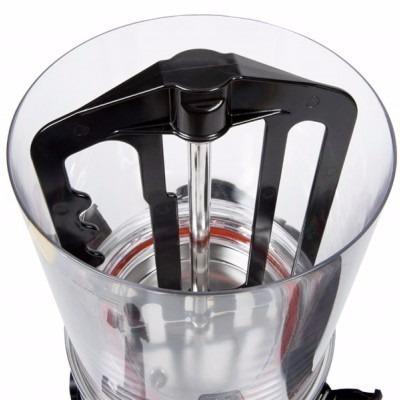 dispensador de chocolate - soya - leche - mate - eléctrica