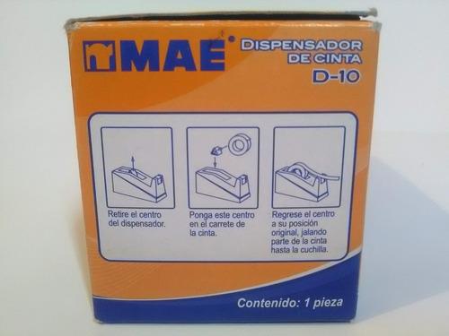 dispensador de cinta marca mae