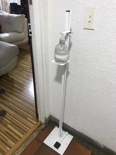 dispensador de gel antibacterial ajustable